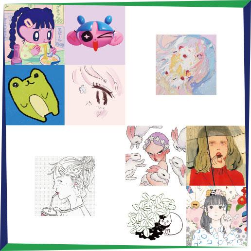 アート作品の画像