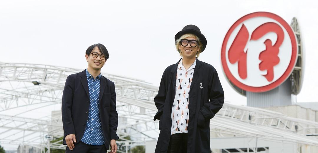 ISETAN × KISS, TOKYO TOKYO DESIGN MEETING デザインの力で循環するモノづくり、これからのTOKYOクラシックをまとおうのメインビジュアル