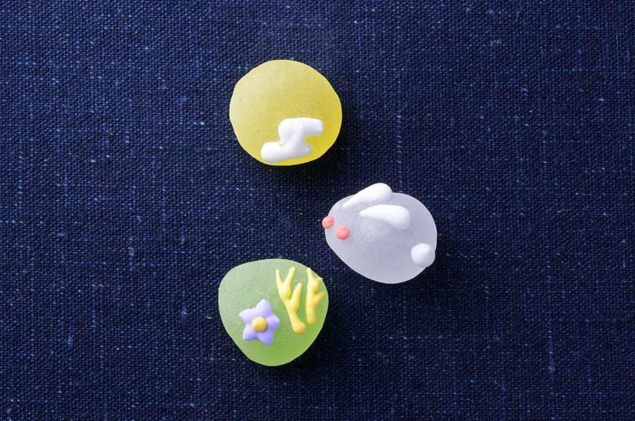 京都<俵屋吉富>糖蜜ボンボンの画像