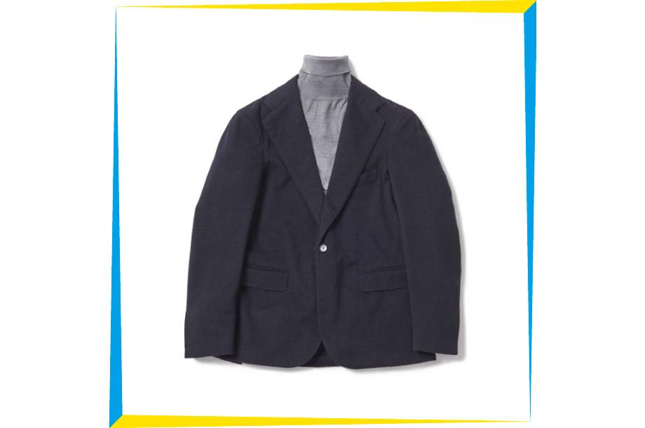 <サルトリア ヴェストゥルッチ>カシミヤジャケットの画像