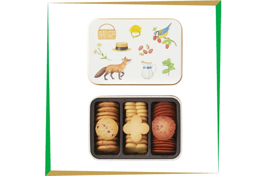 <ポモロジー>クッキーボックスベリーズの商品画像