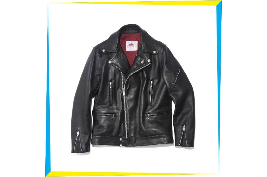 <ジェームスグロース>パターンオーダーライダースジャケットの商品画像