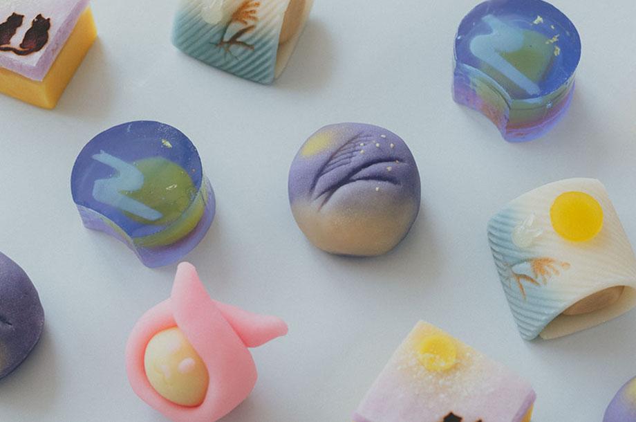 【日本橋三越】菓遊庵スタイリストが上生菓子でおもてなし[お月見編]|MITSUKOSHI DAYS
