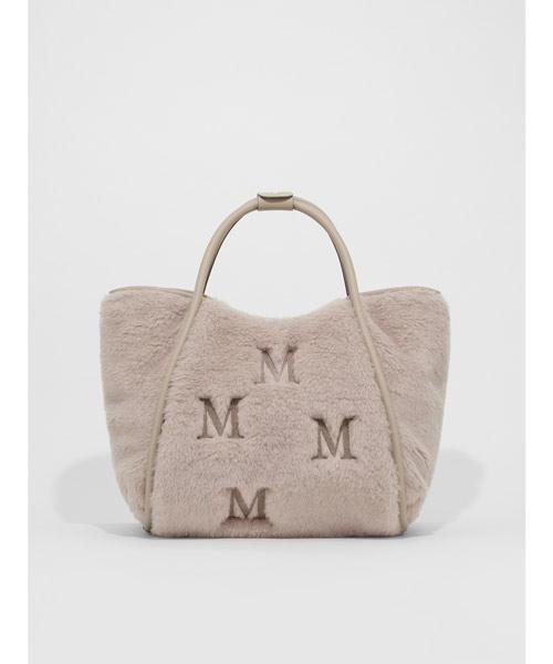 <マックスマーラ>テディ ベア ショッピングバッグの画像
