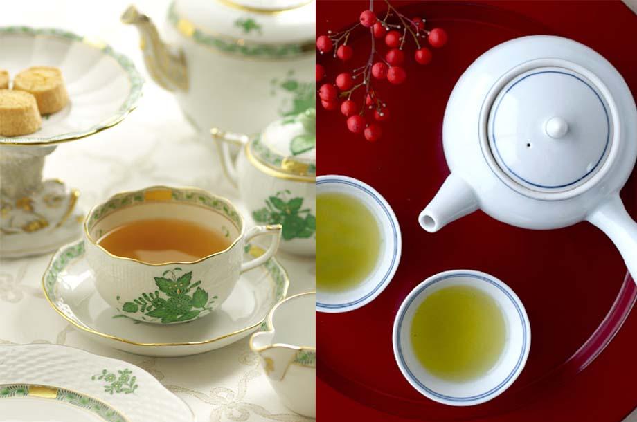 お茶時間を愉しむ器と道具のメインビジュアル
