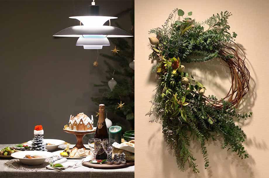 あーやさんのクリスマスの飾り付け画像