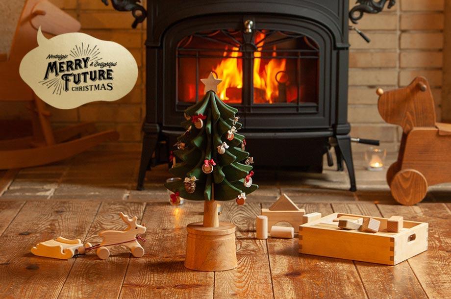 """2021年のクリスマスステーションは""""私の好きなもの""""がテーマ! ISETAN Christmas Station 2021のメインビジュアル"""