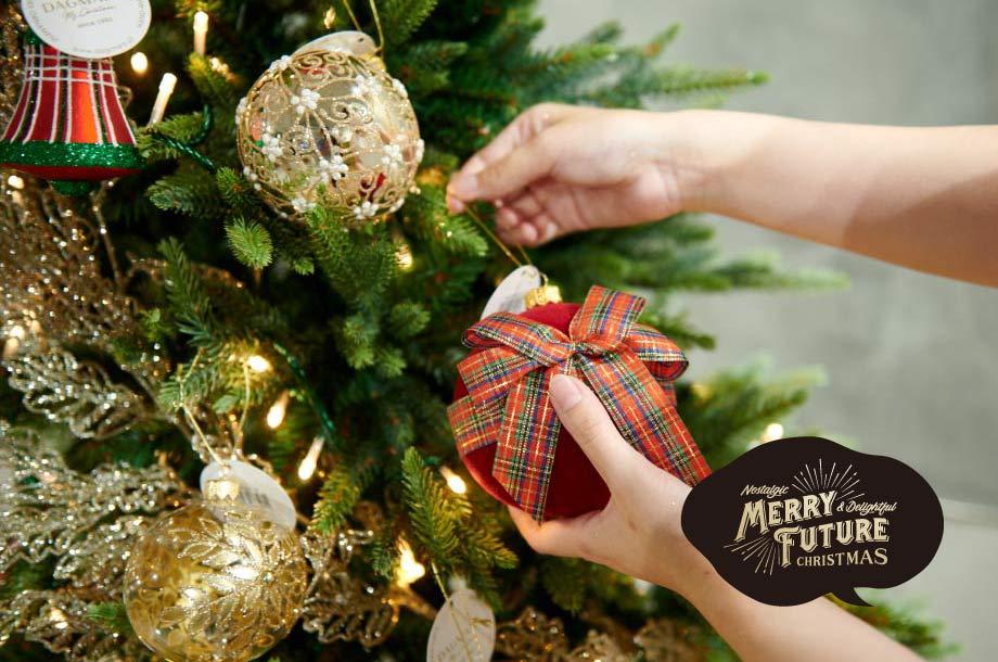 教えて!おしゃれで可愛いクリスマスツリーの飾り方 | ISETAN Christmas Station 2021
