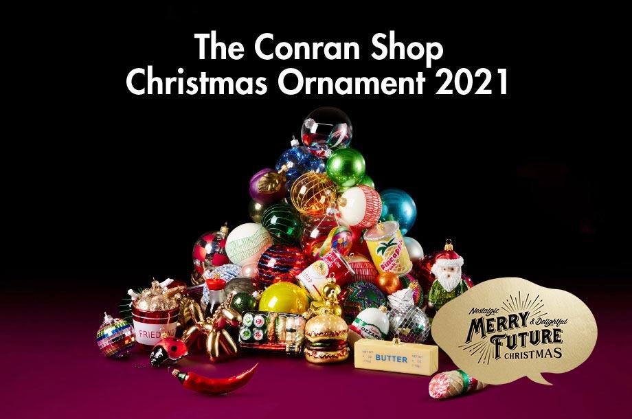 <ザ・コンランショップ>クリスマスオーナメント 2021