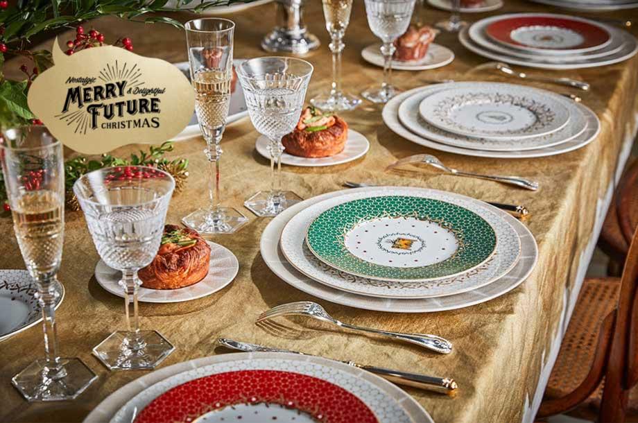 飾って・使って、楽しみたい!人気食器ブランド 2021年のクリスマスアイテム